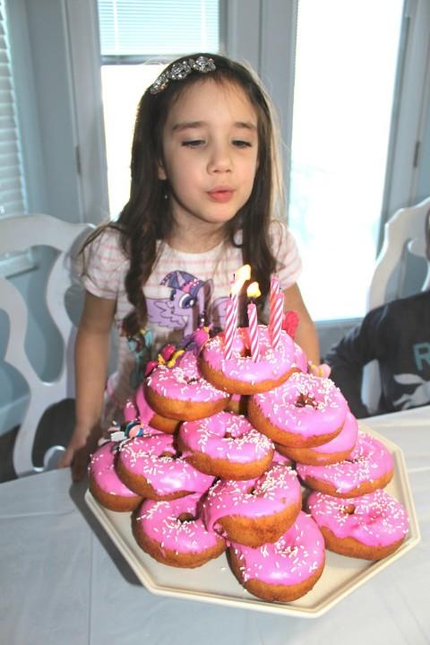 Jaynes 5th birthday