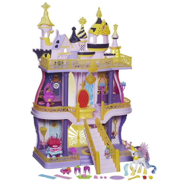 princess celestia's castle