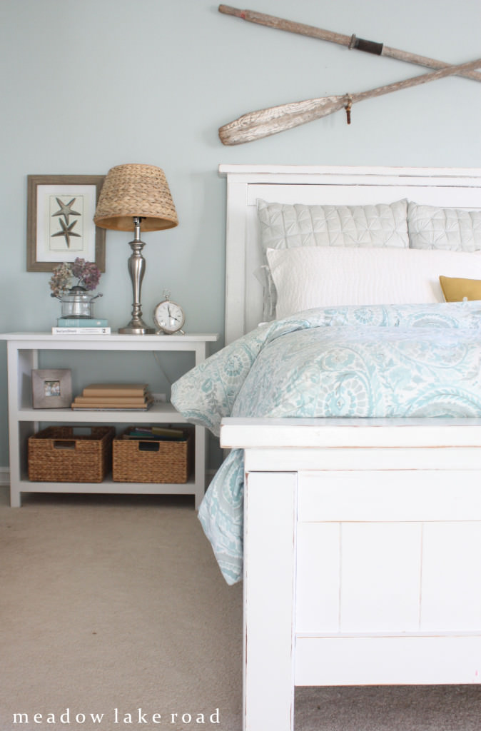 20 beautiful guest bedroom ideas my mommy style Blue beach bedroom ideas
