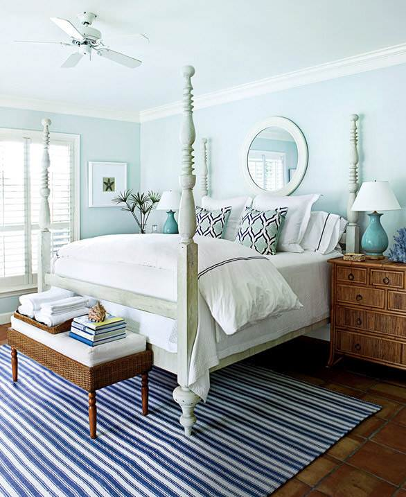 Beach House Bedroom Ideas: 20 Beautiful Guest Bedroom Ideas