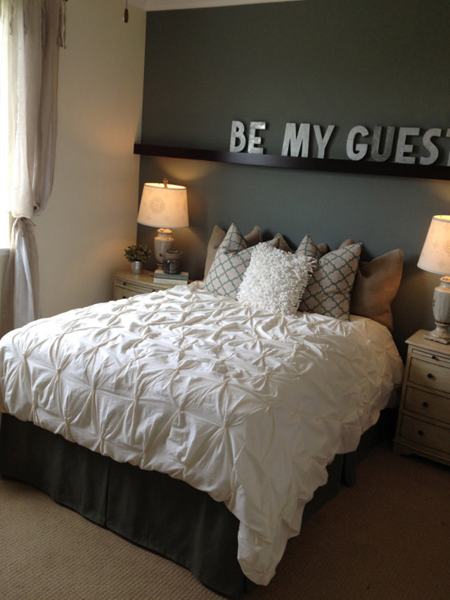 20 Beautiful Guest Bedroom Ideas My Mommy Style