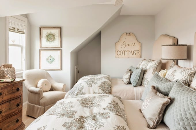 Fashion Inspired Guest Room: 20 Beautiful Guest Bedroom Ideas