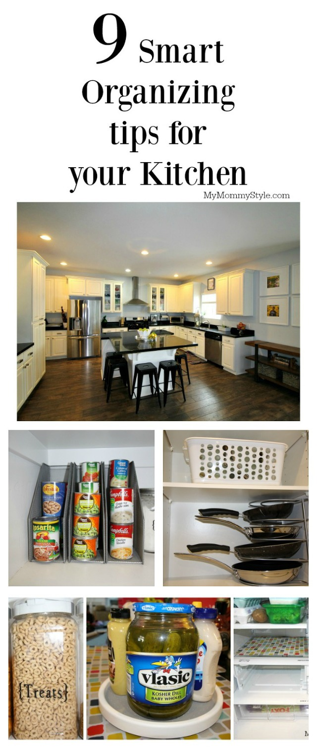 kitchen organizing ideas 9 smart ways to organize your kitchen my style 2383