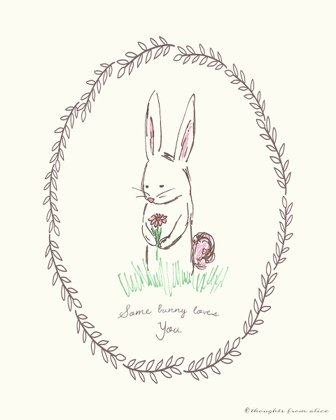 Free-Cute-Easter-Bunny-Printable