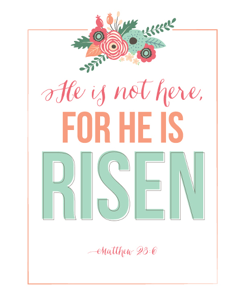 He-Is-Risen-Easter-Printable