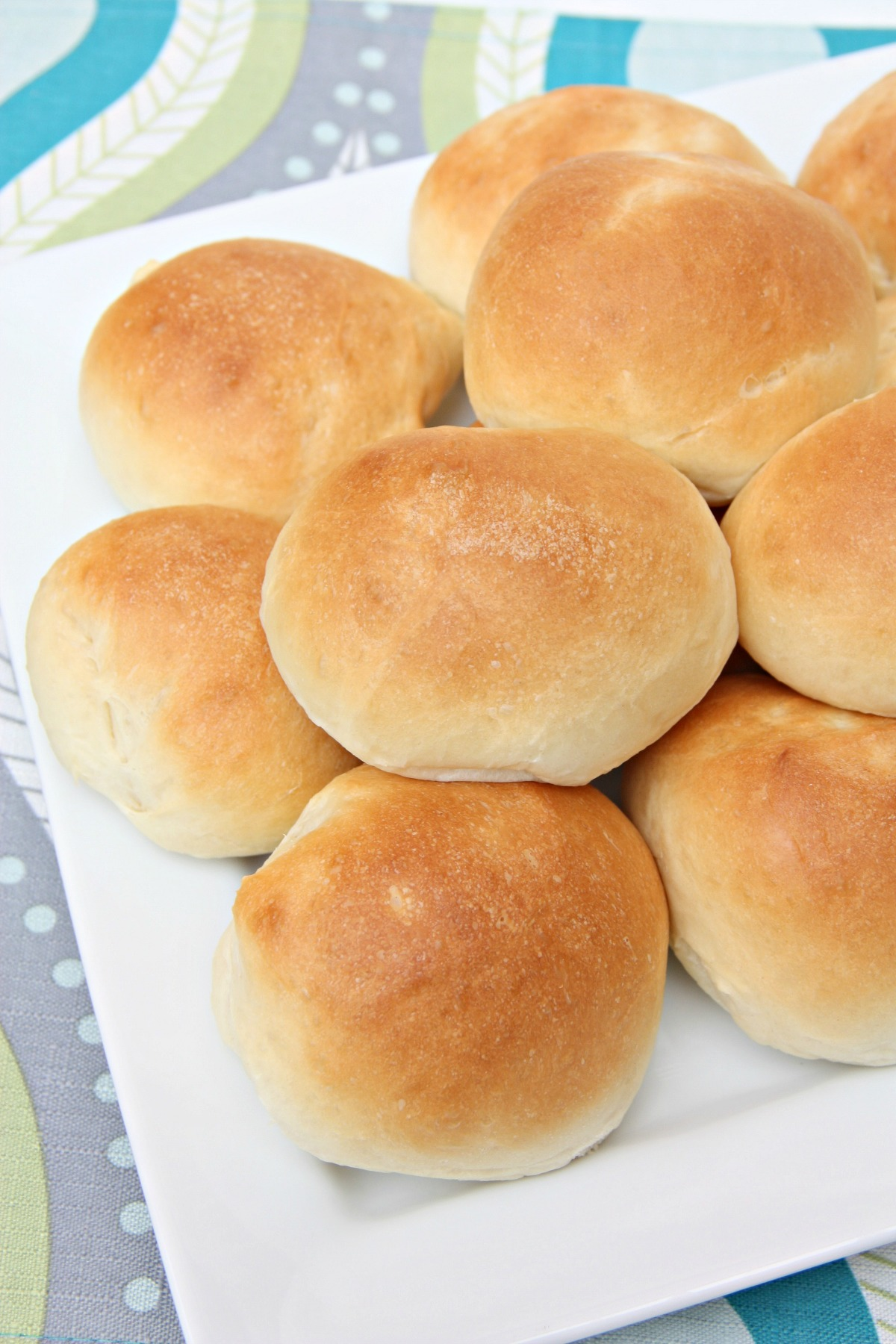 dinner roll recipes for bread machine