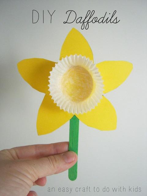 DIY daffodils
