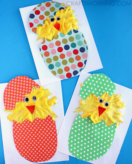 30 Fun And Festive Easter Crafts For Preschoolers And Young Kids