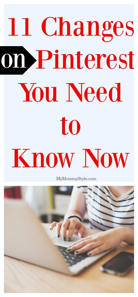 Changes on pinterest you need to know, tips to help grow your following and rock your blogging business. Love these pinterest tips!