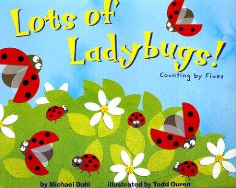 Lots of Ladybugs! book