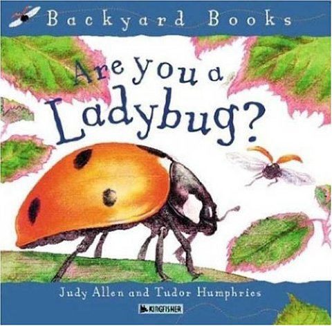 Are You A Ladybug? book