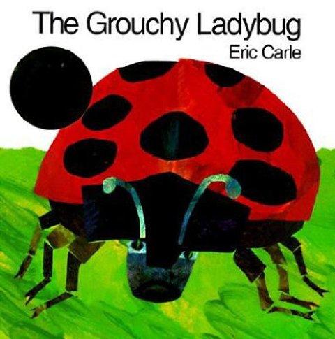 The Grouchy Ladybug book