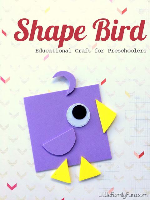craft ideas for babies and toddlers 25 shape crafts my style 7551