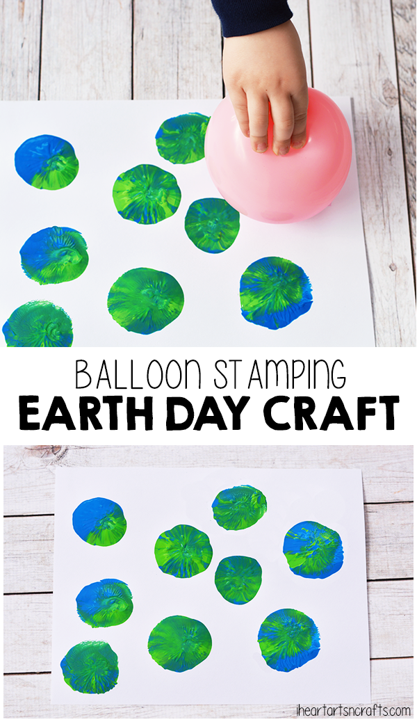 Earth Day Collage Ideas For Kids
