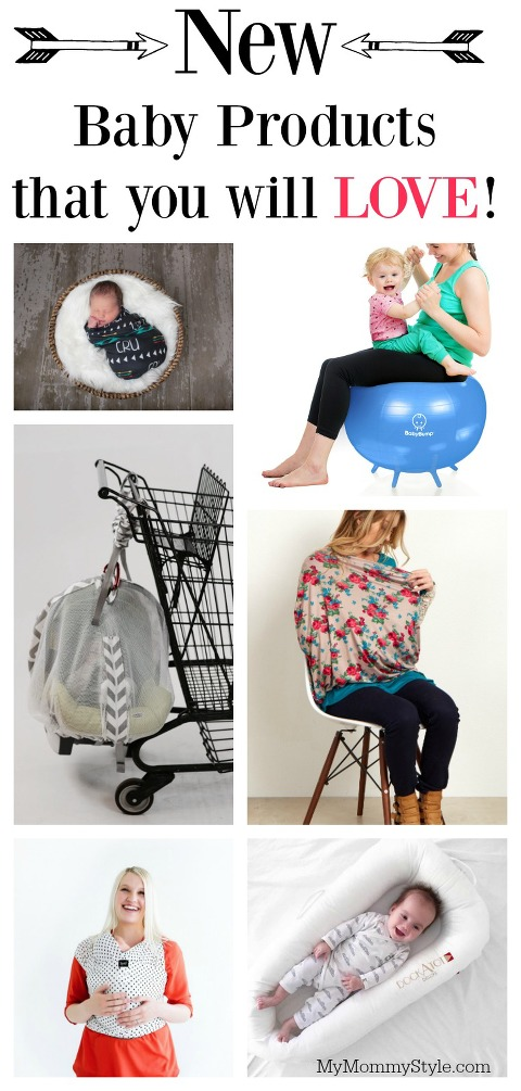New Baby Products that you will love, baby, nursery, registry.