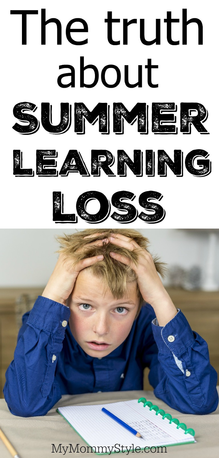 the truth about summer learning loss