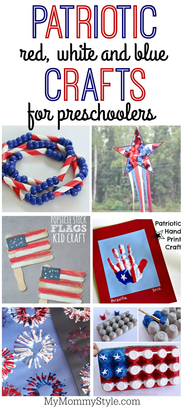 Memorial Day Arts And Crafts For Toddlers