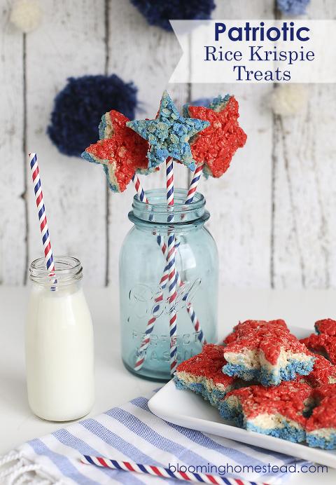 Patriotic-Rice-Krispy-Treats-by-Blooming-Homestead