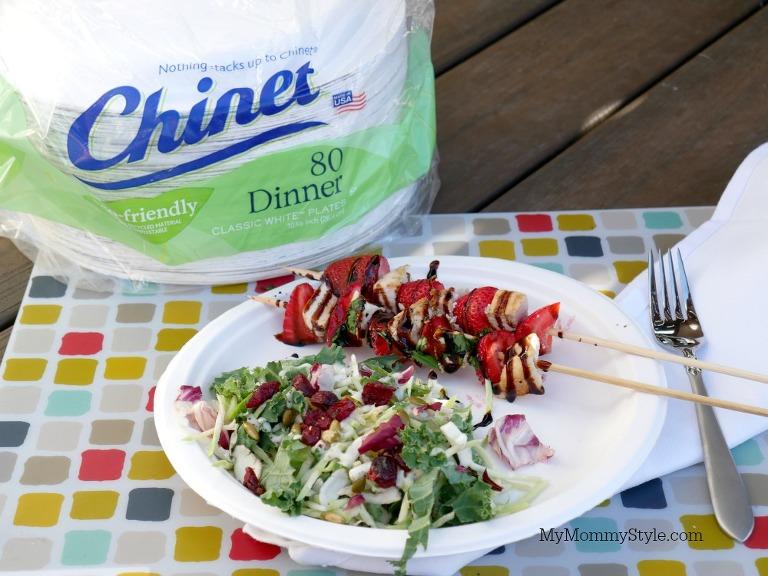 Chinet, balsamic chicken kabobs, whole 30, paleo, chicken recipe, healthy, grill