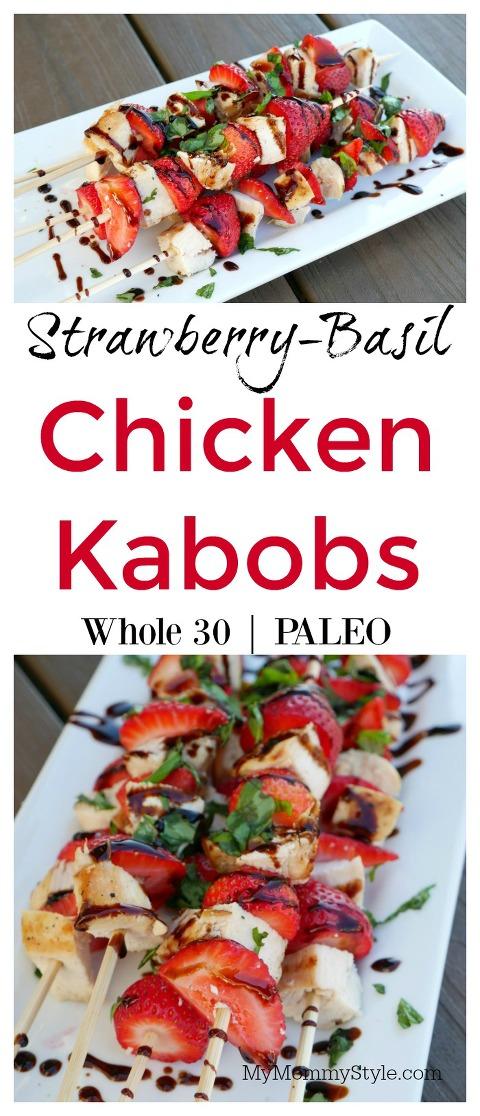 Chinet, balsamic chicken kabobs, whole 30, paleo, chicken recipe, healthy, grill, healthy chicken recipes