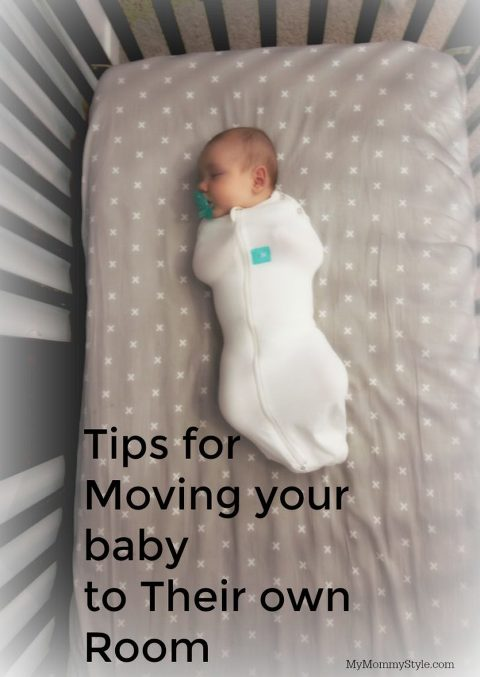 Tips for moving your baby to their own room, baby, baby tips, sleep safety