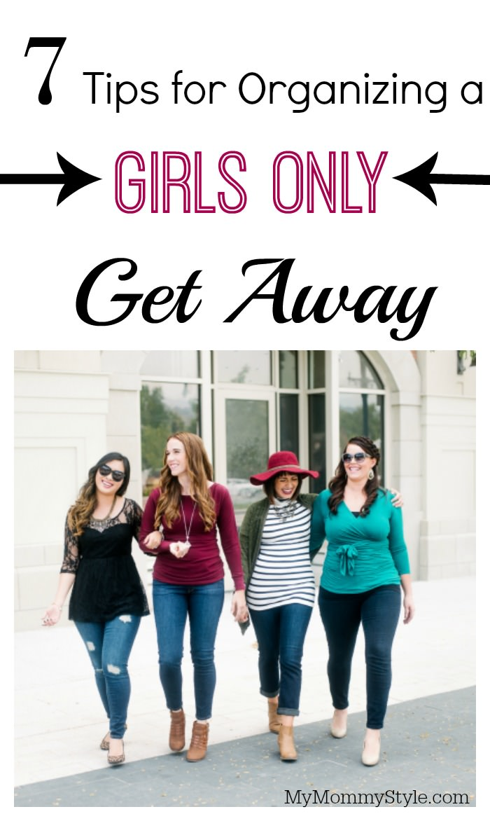 7 tips for organizing a girl get away weekend get away for Get away for the weekend
