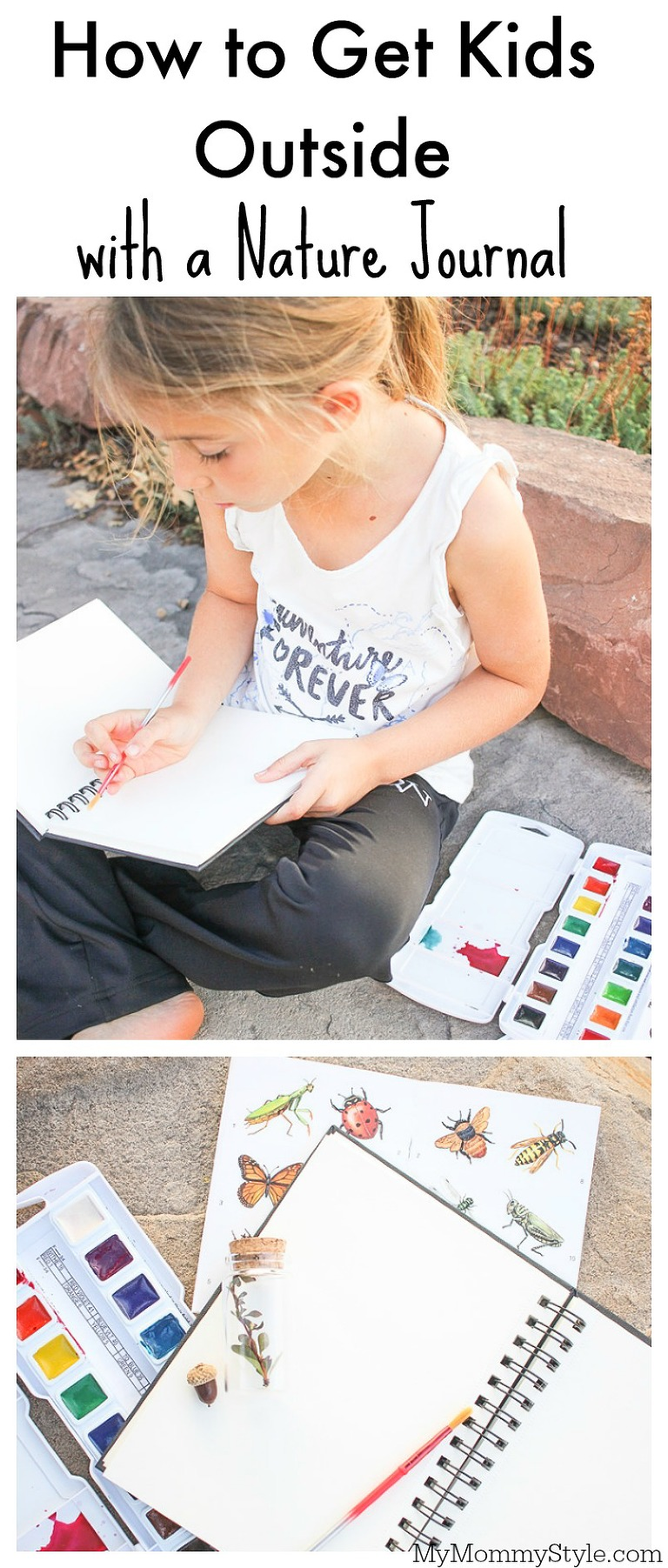 how-to-get-kids-outside-with-a-nature-journal-nature-outdoors