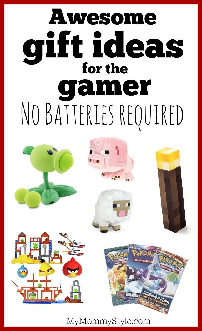 gift ideas for the gamer