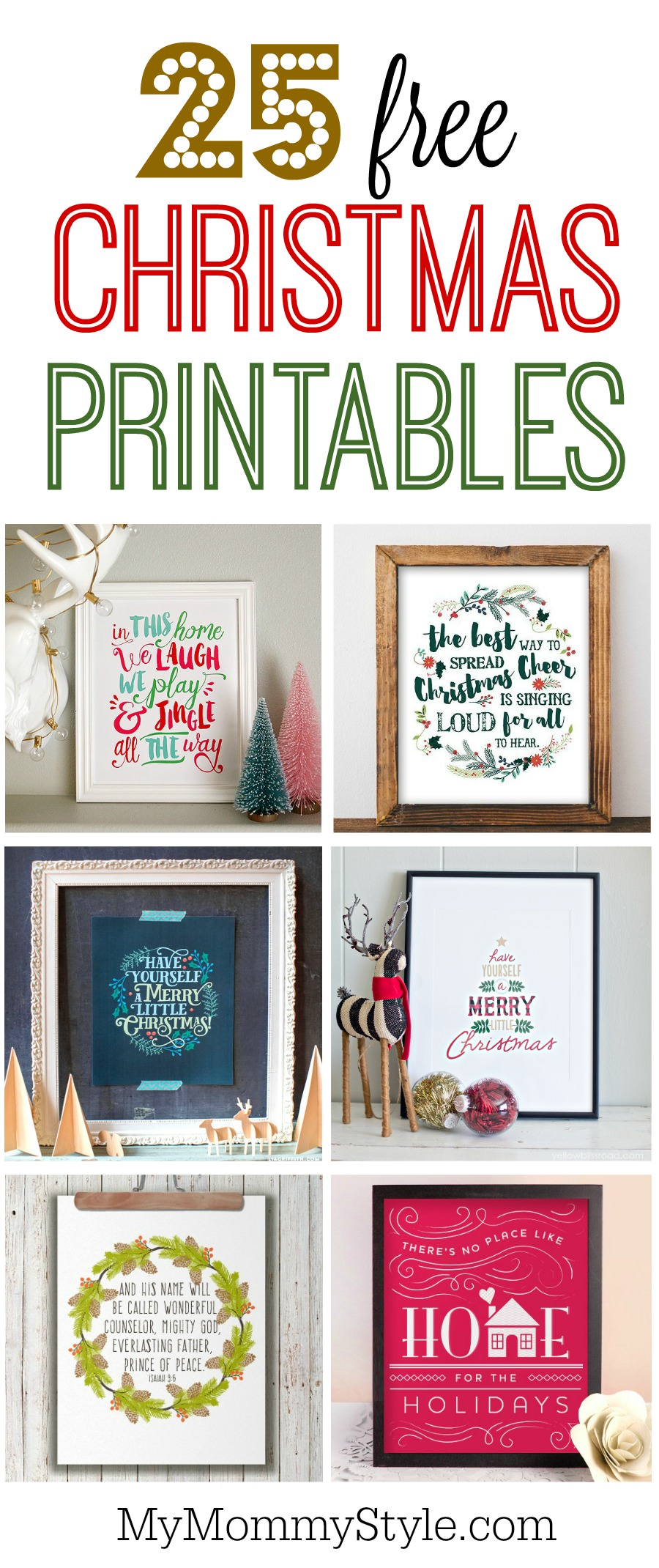 Geeky image for printable christmas images