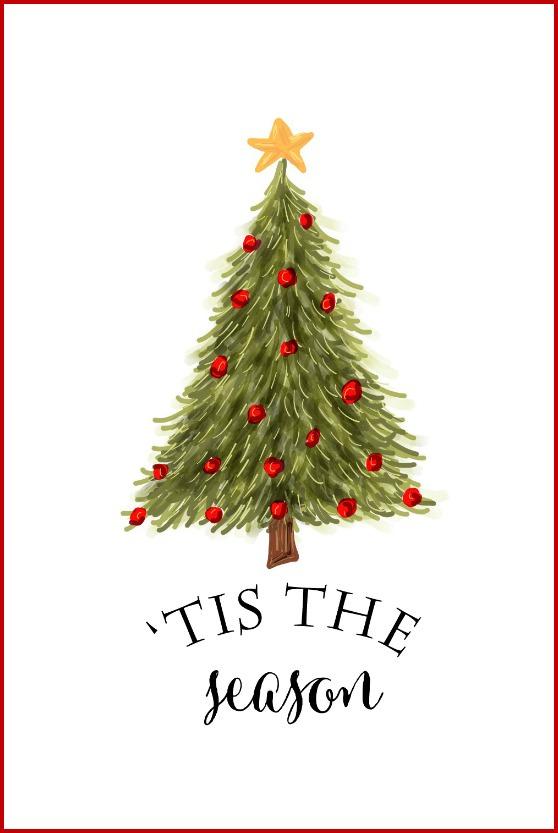 free printable christmas