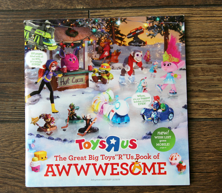 toys r us big book cover