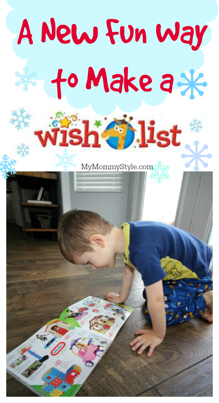 Christmas Wish List Making Just got Easier with Toys R Us Big Book ...