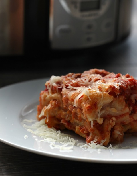 crock pot lasagna with ground turkey my mommy style rh mymommystyle com Lasagna with Cottage Cheese Recipe Cottage Cheese Calories 1 Cup