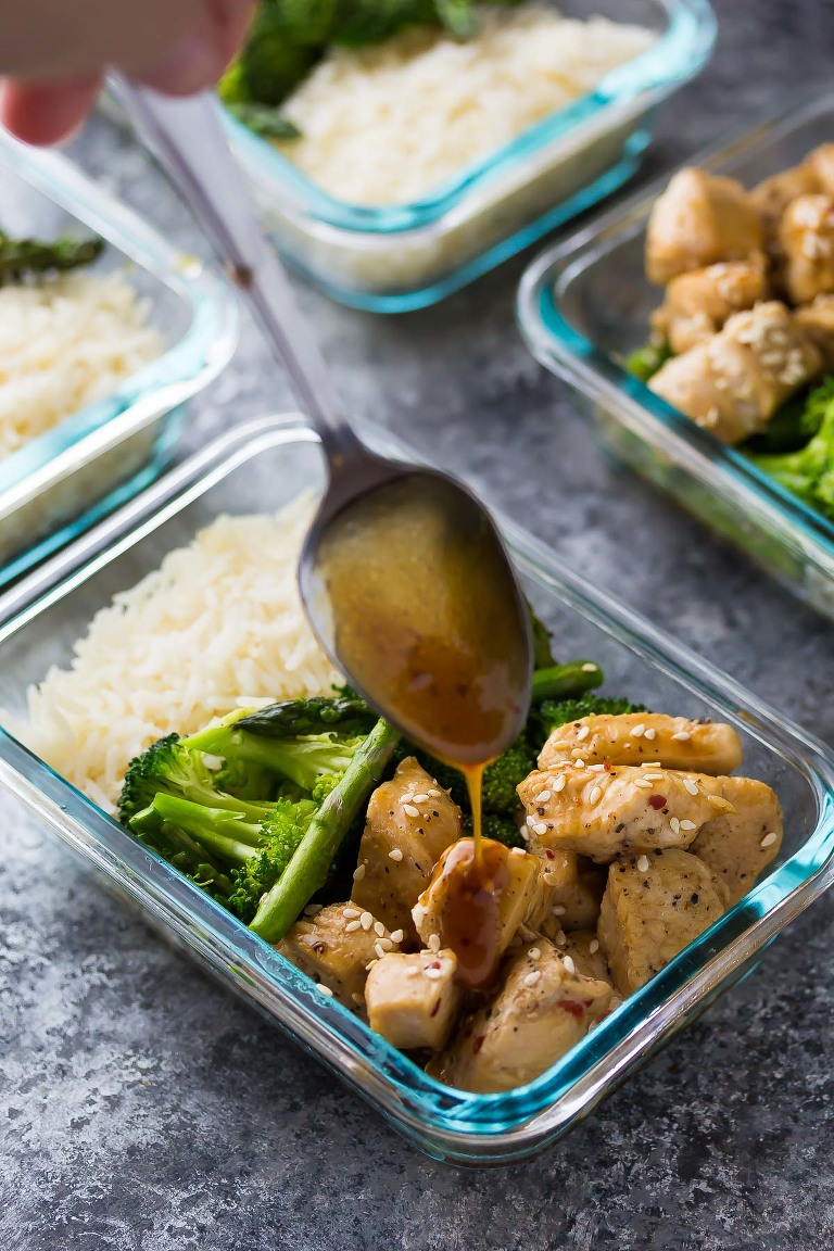 15 healthy and easy meal prep bowl recipes