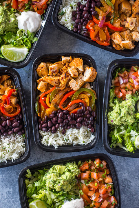 15 Healthy And Easy Meal Prep Bowl Recipes My Mommy Style