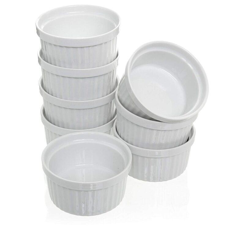 Ramekins for baking in crock pots