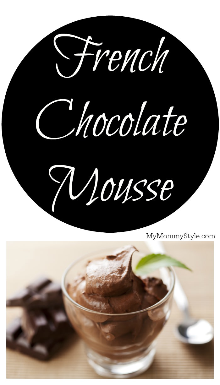 French Chocolate Mousse recipe that will wow any crowd