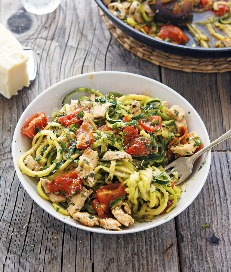 How to cook zoodles - 30 awesome recipes