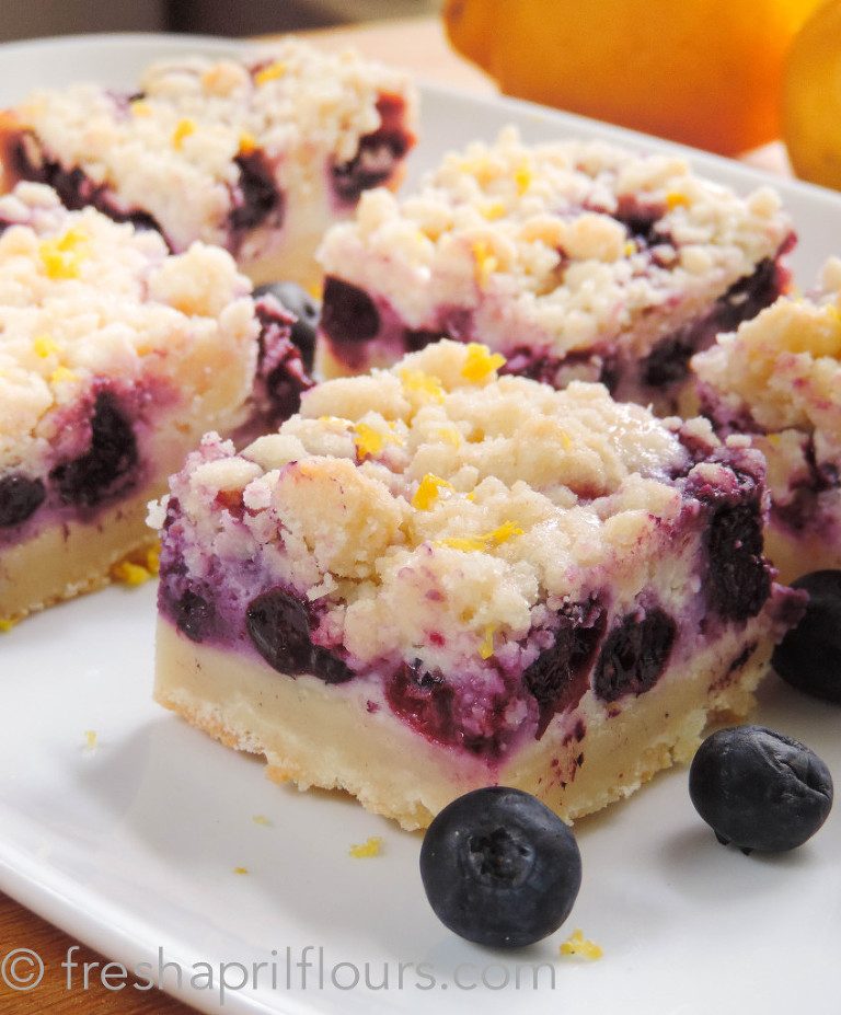 Our Favorite Blueberry Desserts