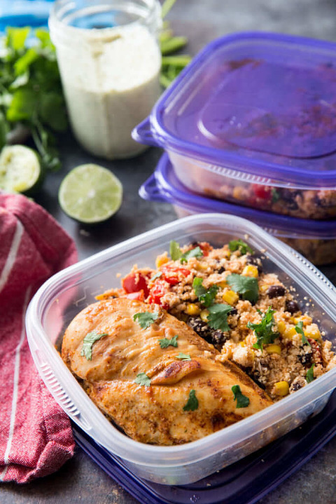Top 15 Meal prep Chicken Recipes