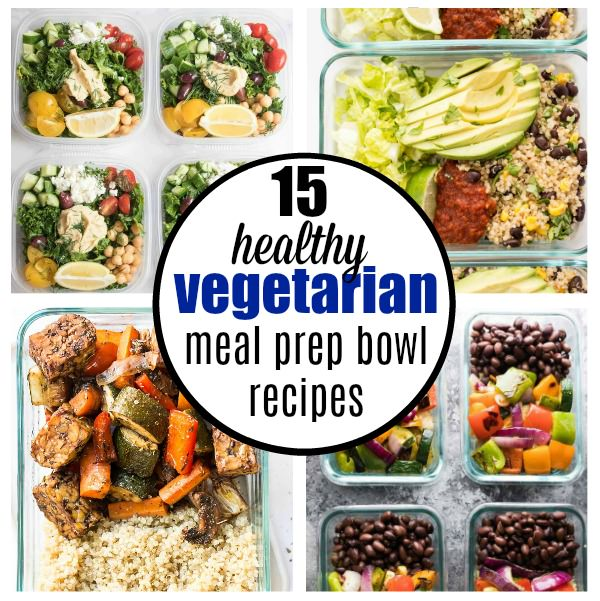 15 healthy vegetarian meal prep bowls my mommy style forumfinder Choice Image
