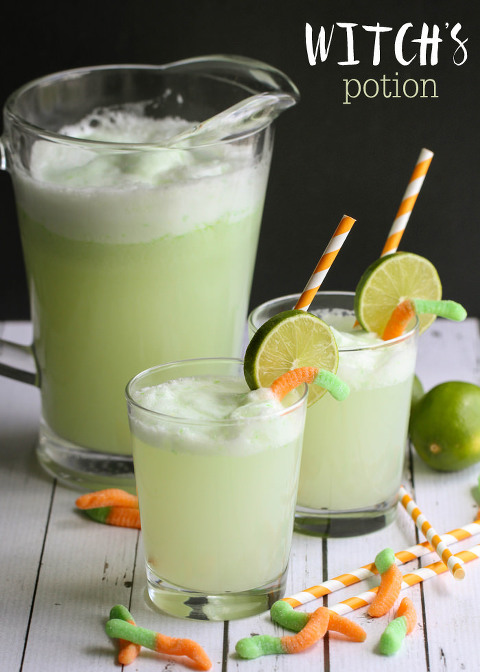 15 Spooky And Fun Halloween Drinks For Kids My Mommy Style