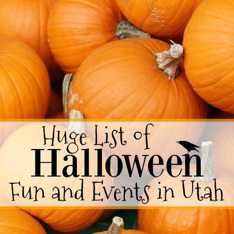 halloween fun in Utah 2017, halloween fun, events in Utah for halloween