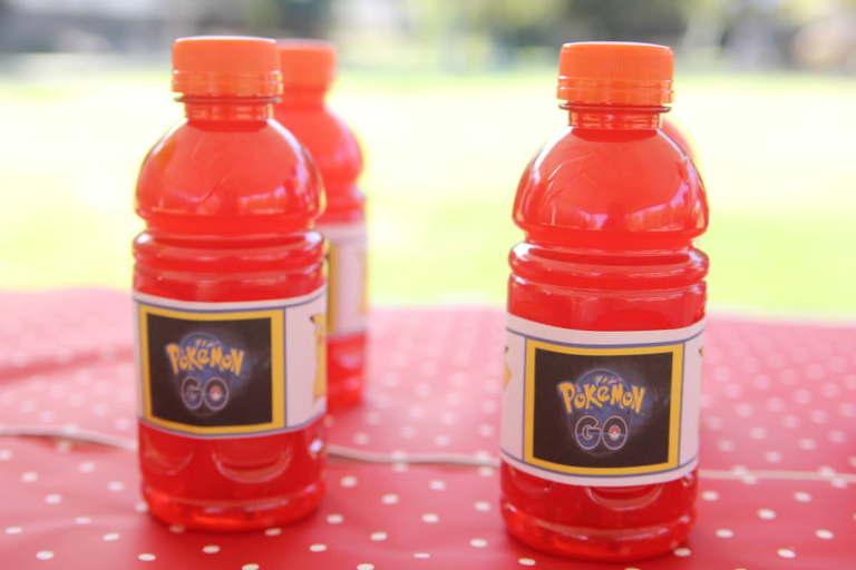 Pokemon Drinks