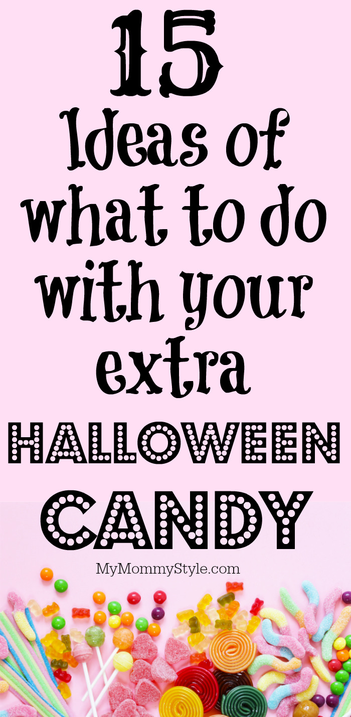 15 Ideas for Your Halloween Candy - My Mommy Style