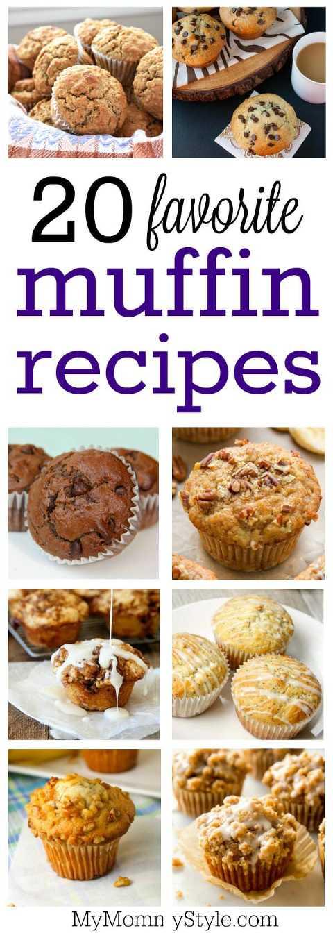 muffin recipes