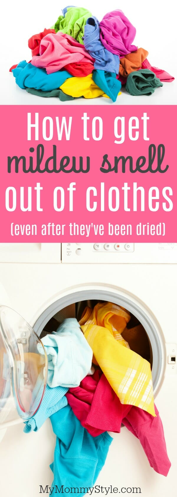 How To Get Mold Smell Out Of Clothes >> How To Get Mildew Smell Out Of Clothes My Mommy Style