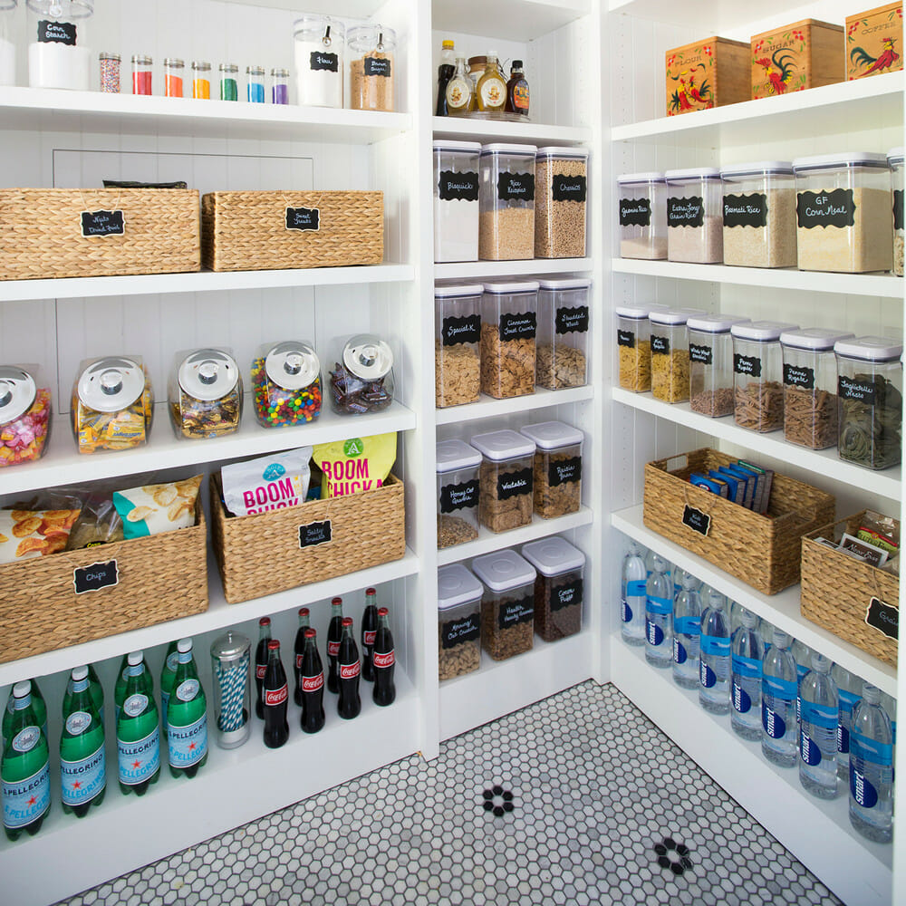 Kitchen Storage And Organization: 15 Pantry Organization Ideas