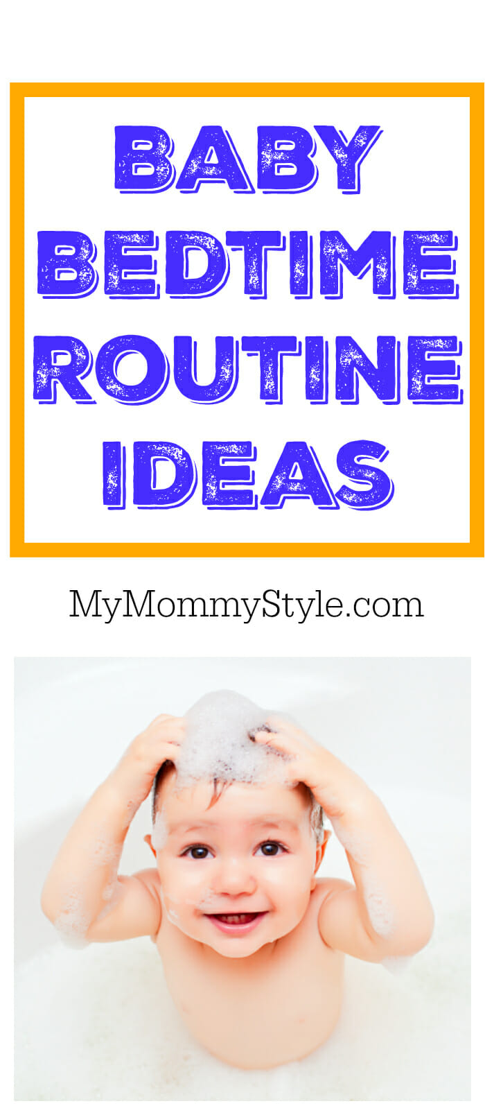 baby bedtime, baby bedtime routine ideas