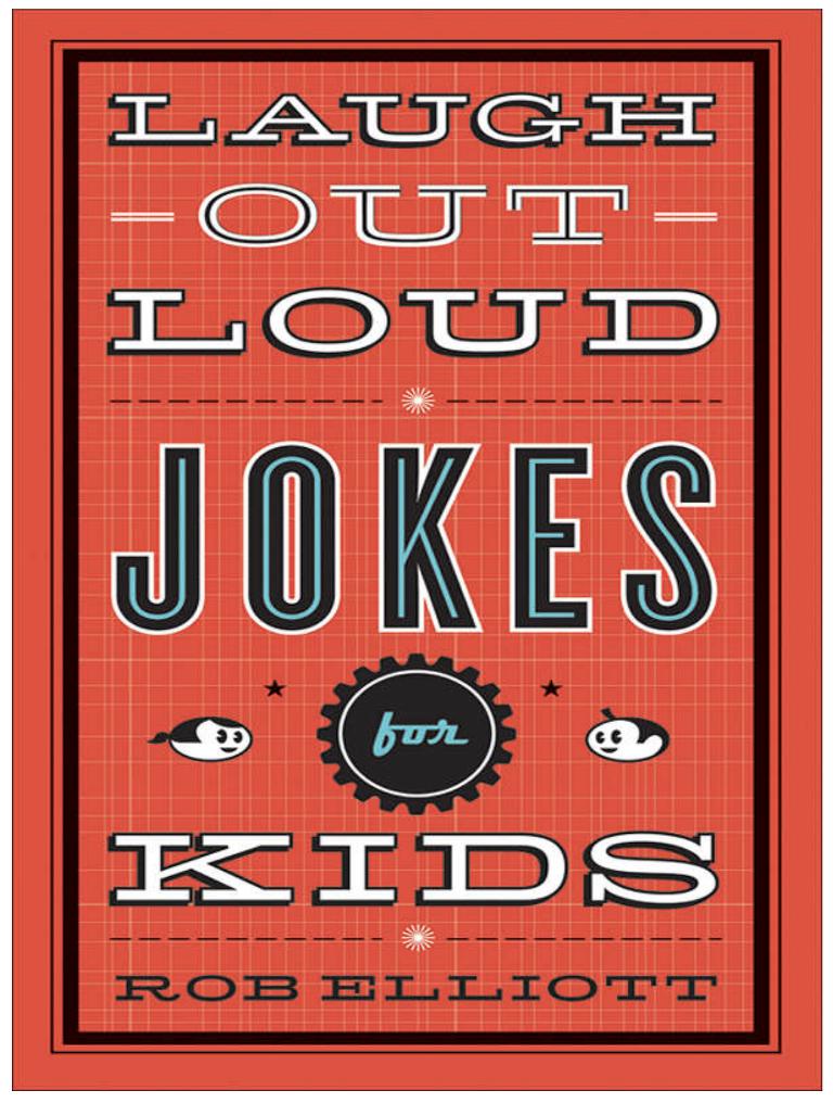 funny joke book